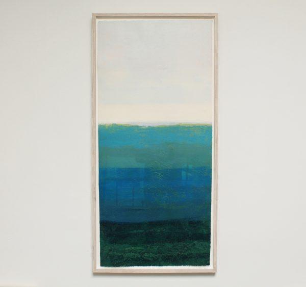 Graphic Studio Dublin: Winter Sea Mayo (antireflective glass)