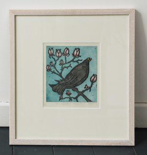 Margaret Becker, Blackbird and Magnolia