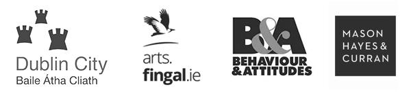 various logos left