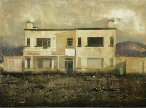 Graphic Studio Dublin •Julie Ann Haines: Julie Ann Haines_ Strand Rd