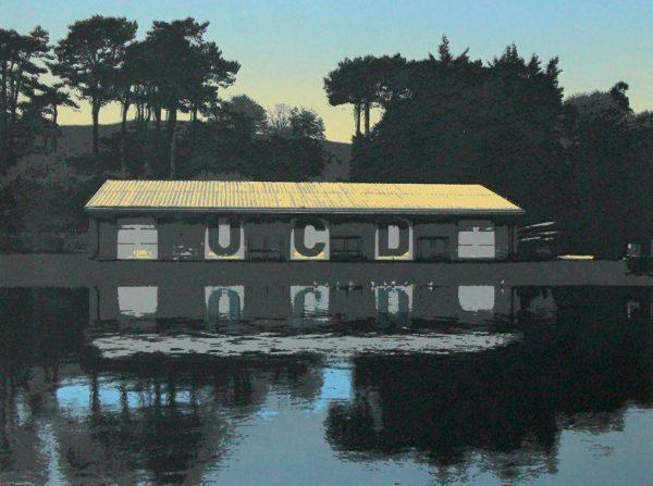 Ned McLoughlin, Boat House 3