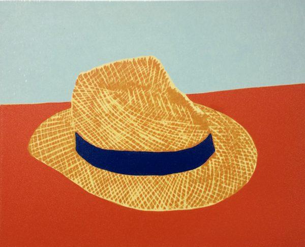 Graphic Studio Dublin: Old Venetian Straw Hat No. 1
