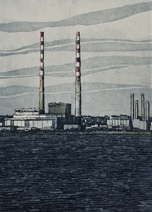 Graphic Studio Dublin: Dalkey Island