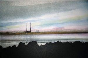 Graphic Studio Dublin •Terry Dempsey: Graphic Studio Dublin: Dalkey Island
