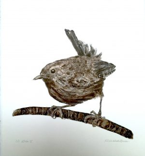 Graphic Studio Dublin: Wren II