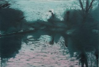 Late Evening on the Roayal Canal 1. G.O'Reilly