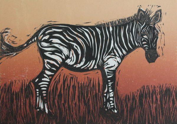Graphic Studio Dublin: Zebra