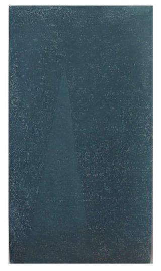 blue spike 24 x 43cm-1