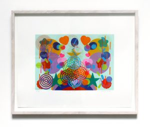 Graphic Studio Dublin: Des Kenny, Infinity Series (SOLD)