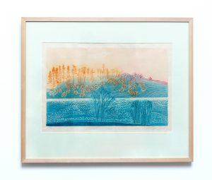 Graphic Studio Dublin •Jenny Lane: Northern Lake_250, 370