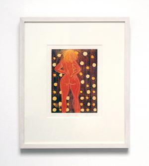 Graphic Studio Dublin •Jenny Lane: Graphic Studio Dublin: Red Nude