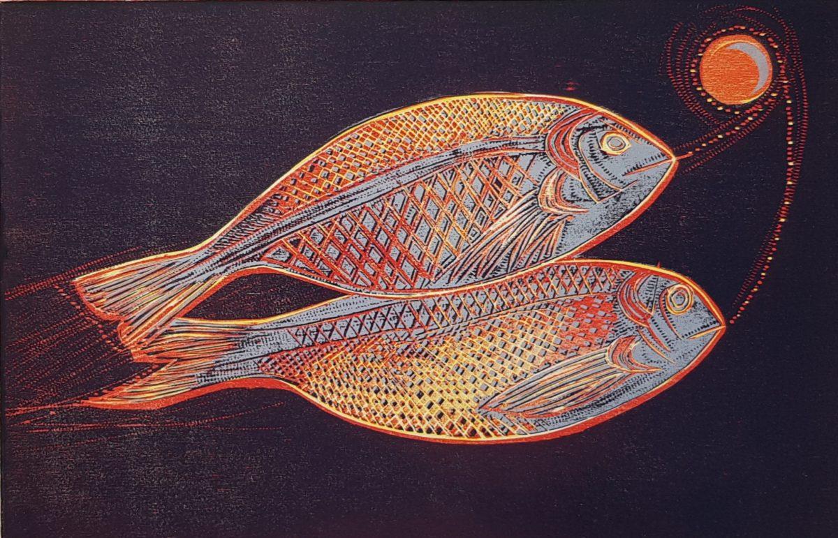 Jenny Lane, Silver Sea Bream