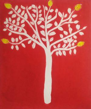 Graphic Studio Dublin •Cliona Doyle: Temple Tree 2
