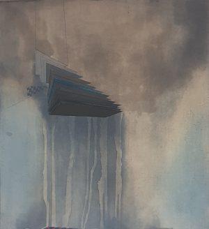 Graphic Studio Dublin •Gillian Lawler: Gillian Lawler-Relocation-Etching-49 x 44.5cm (plate)-67 x 61cm-price