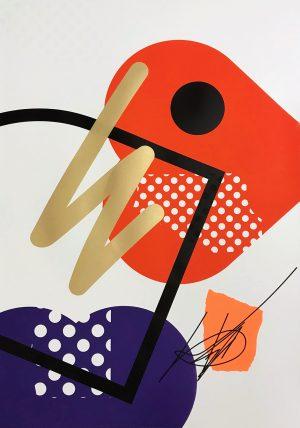 Graphic Studio Dublin •Shane O'Driscoll: Shane O'Driscoll, Like a Hurricane