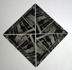 Graphic Studio Dublin •Ria Czerniak-LeBov: Graphic Studio Dublin: Fade to Grey (after Escher)