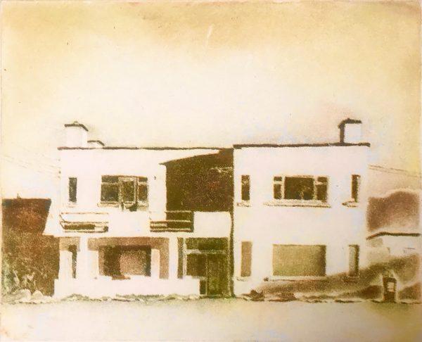 Graphic Studio Dublin: View Strand Road