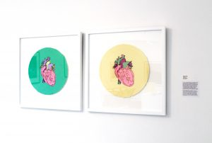 Graphic Studio Dublin • Rowena Quill: Graphic Studio Dublin: To die for I & II