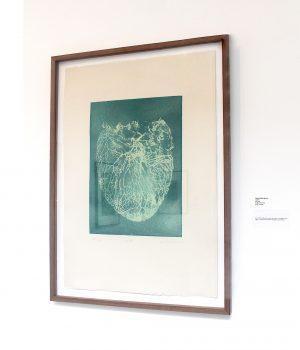 Graphic Studio Dublin •Sarah Roseingrave: Graphic Studio Dublin: Signal II