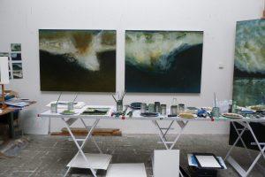 Toon paintings studio