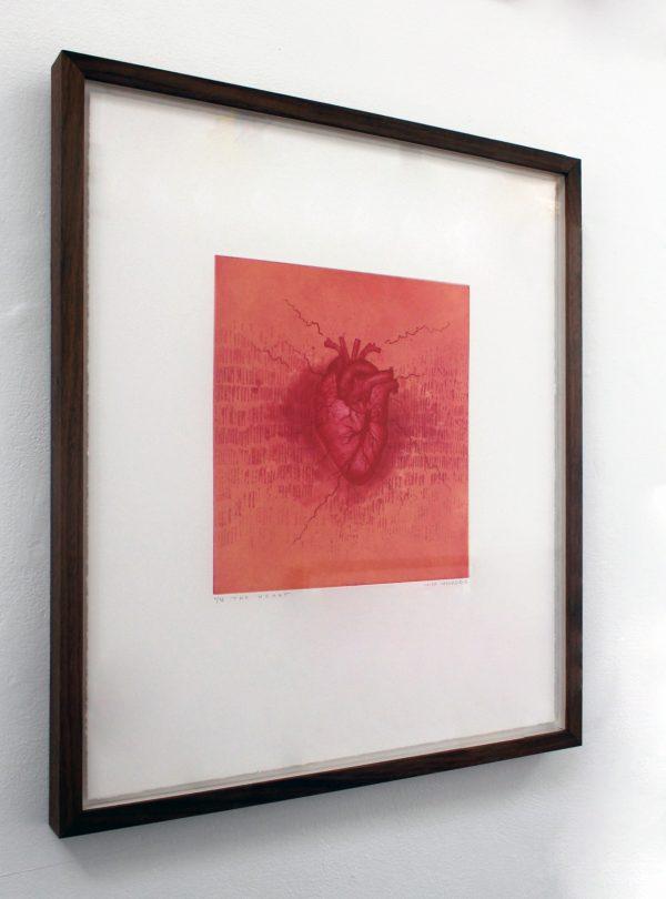 Graphic Studio Dublin: The Heart