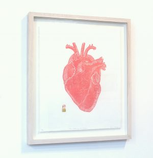Graphic Studio Dublin • Yoko Akino: Graphic Studio Dublin: The Heart of the Matter