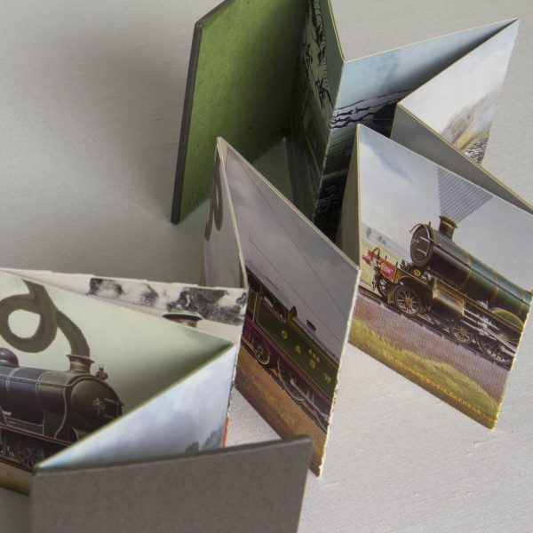 Graphic Studio Dublin: Bookbinding- Creating Artist's Books: 14th & 15th November 2020 SOLD OUT