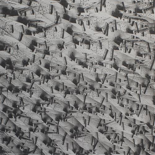 Graphic Studio Dublin: Matthew Gammon, Abstract Metalwork