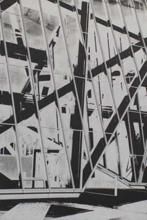 Graphic Studio Dublin •Matthew Gammon: Abstract_Theatre_1