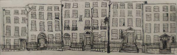 Niamh MacGowan, Henrietta Streetscape I