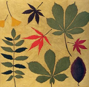 Graphic Studio Dublin • Jean Bardon: Now the Leaves are Falling