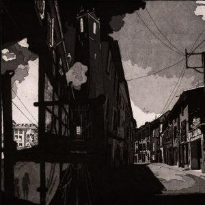 Graphic Studio Dublin •Ria Czerniak-LeBov: Ria Czerniak, Ma Soeur d'un autre Monsieur High Res