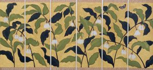 Graphic Studio Dublin •Jean Bardon: Solomons Seal and Butterfly