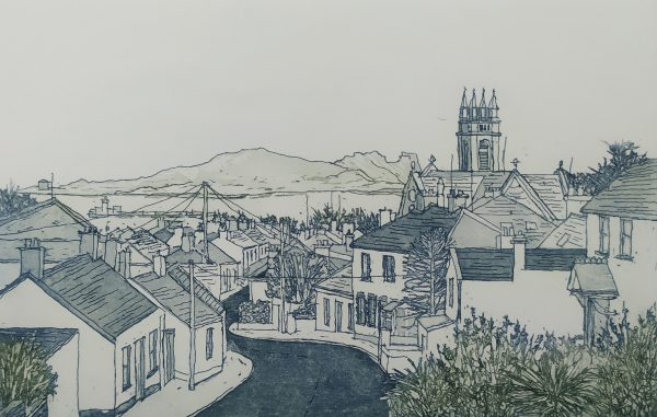 Susan Early, Howth Village I