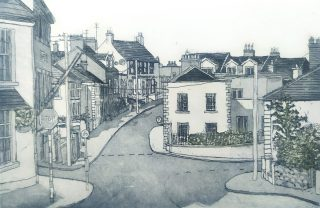 Susan Early, Howth Village IV
