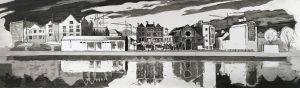 Graphic Studio Dublin •Brian Lalor: City Quay