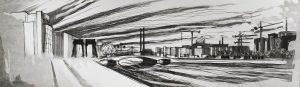 Graphic Studio Dublin •Brian Lalor: Fantastic light looks through the eyes of
