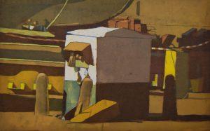 Julie Ann Haines, Boatyard