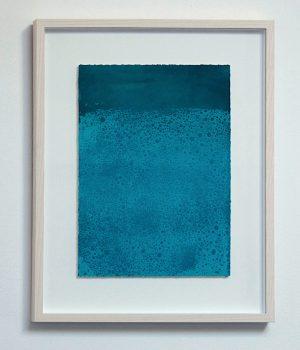 Graphic Studio Dublin •Mateja Šmic: Mateja Smic, Untitled (Blue)