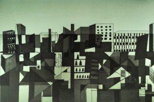 Graphic Studio Dublin •Niamh Flanagan: Libritas Urbis