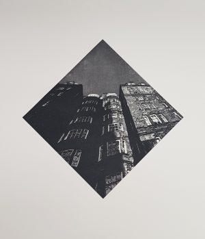 Graphic Studio Dublin •Ria Czerniak-LeBov: Diamond Point-Ria Czerniak-LeBov - etching