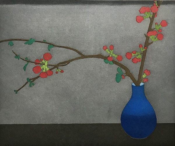 Diamond Point-Yoko Akino - etching -Even on the darkest days