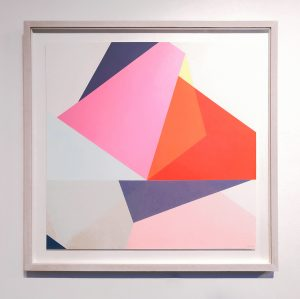 Graphic Studio Dublin •Frea Buckler: Circles 3