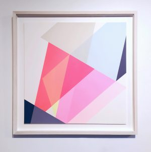 Graphic Studio Dublin •Frea Buckler: Circles 4