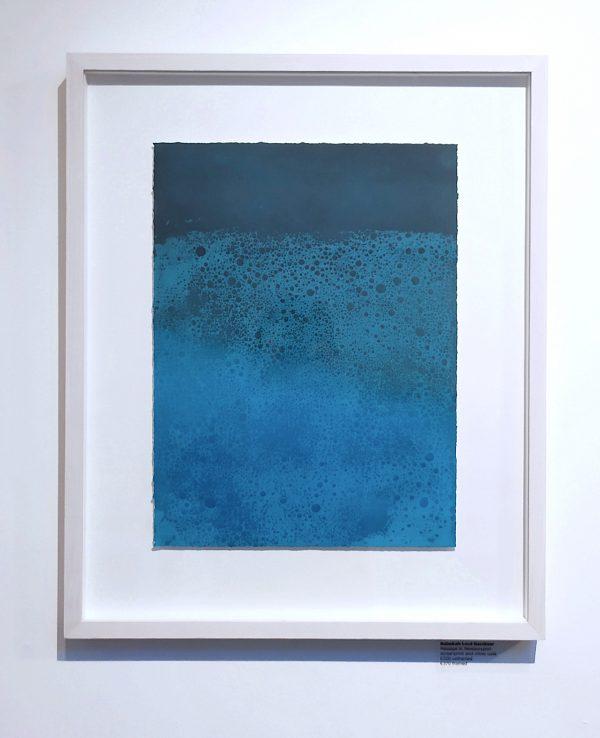 Mateja Smic, Untitled (Blue)