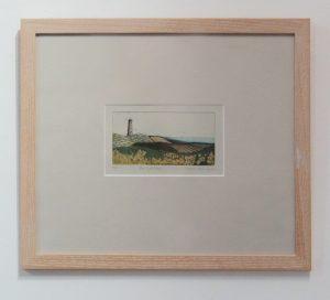 Graphic Studio Dublin •Niamh MacGowan: The Lighthouse