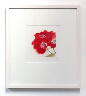 Graphic Studio Dublin • Noelle O'Keeffe: Noelle O'Keefe, In the Rose Garden