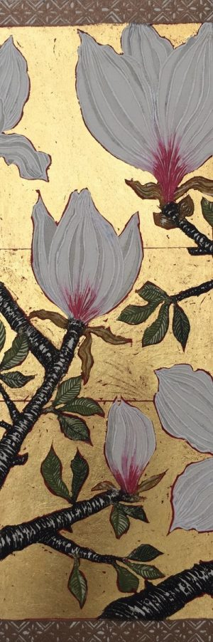 Graphic Studio Dublin •Jean Bardon: Detail, Magnolia II