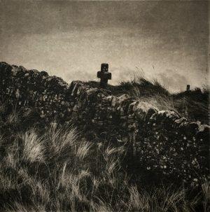 Graphic Studio Dublin •Matthew Gammon: Graphic Studio Dublin: Fences II-Kerry