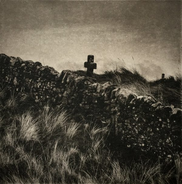 Graphic Studio Dublin: Fences II-Kerry